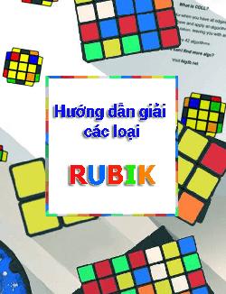 Hướng dẫn giải Rubik