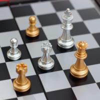 Cờ Vua nam châm đẹp (7)