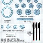 Thước vẽ kĩ thuật (3)